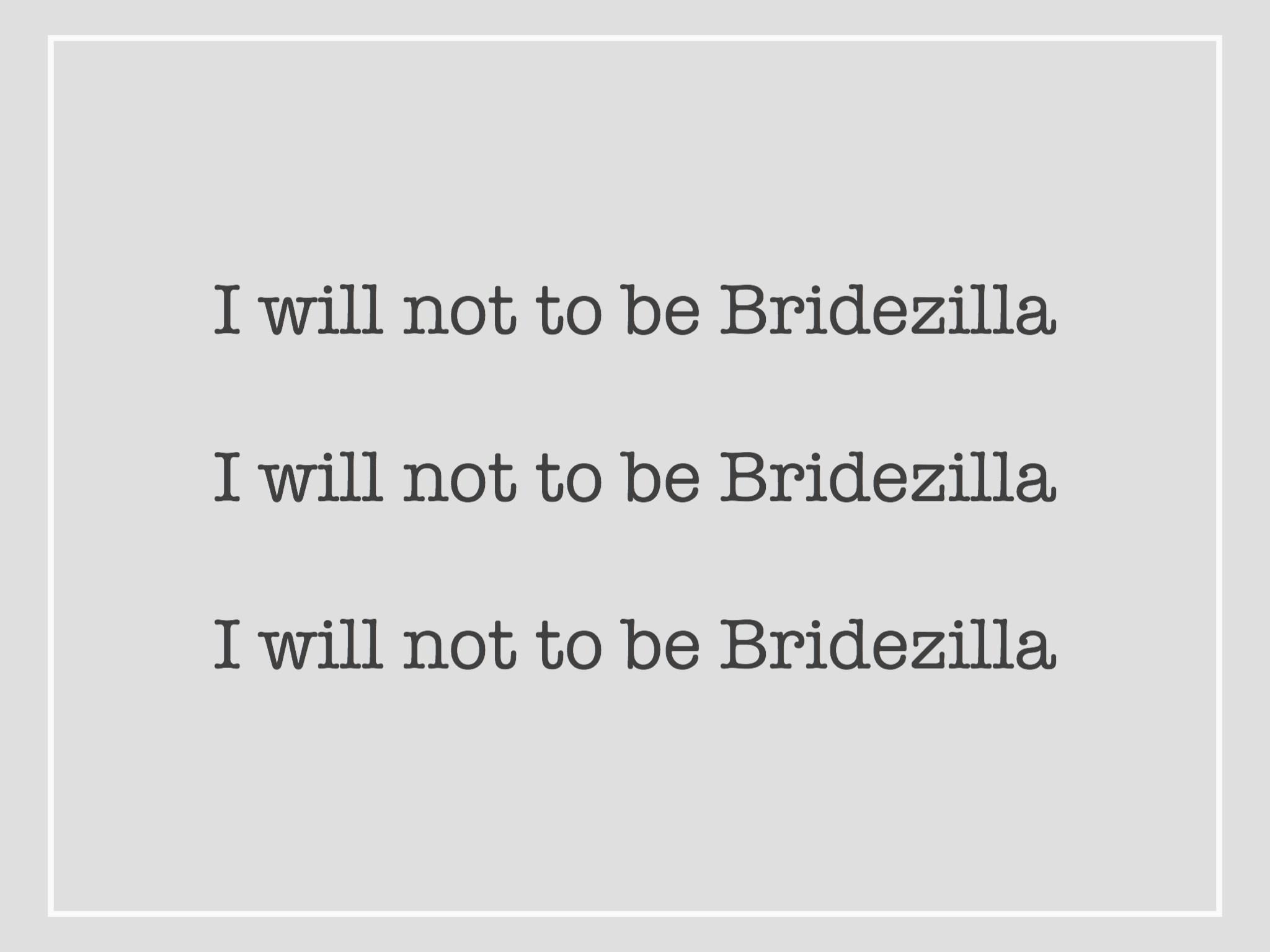 5 Ciri Kamu Terkena Bridezilla Syndrome