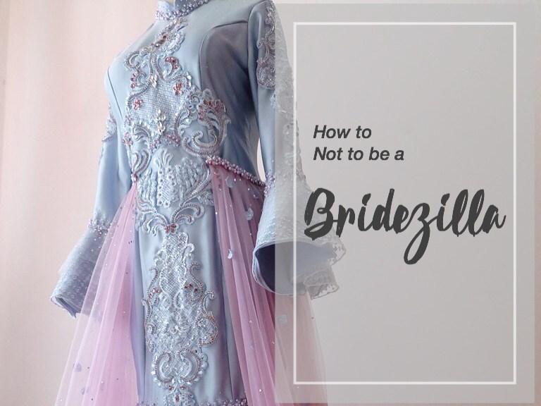 Persiapkan Pernikahan Tanpa Menjadi Bridezilla