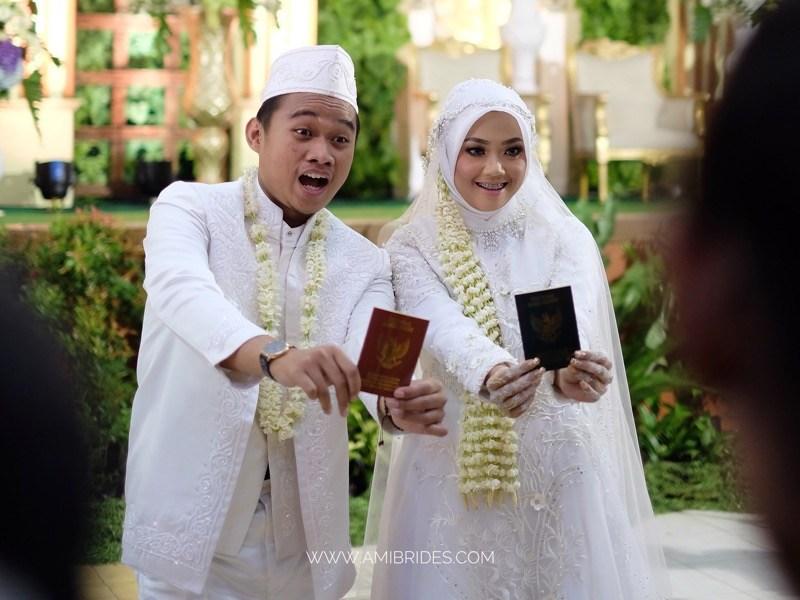 Tanggal Cantik Untuk Menikah